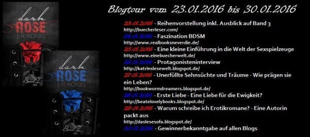 Blogtour Dark Rose
