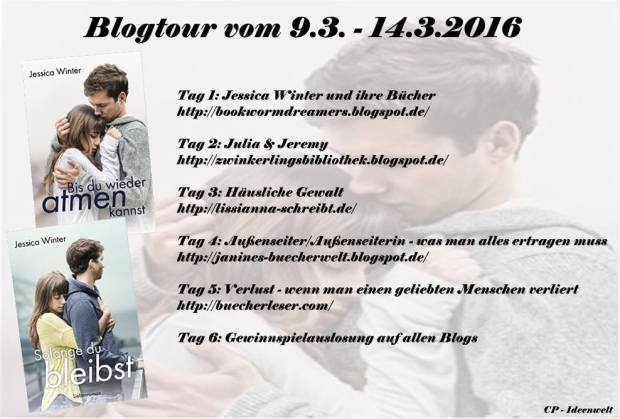 Blogtour Jessica Winter