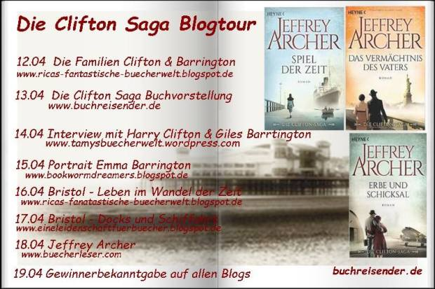Clifont Saga Blogotur