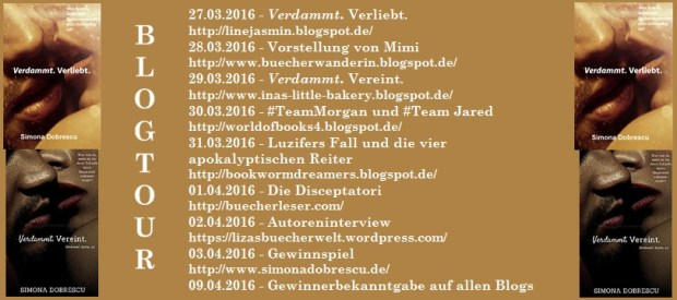 Verdamm Blogtour