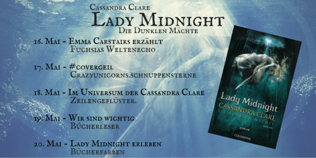 Blogotur Lady Midnight Cassandra Clare