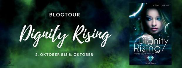 Blogtour Dignity Rising