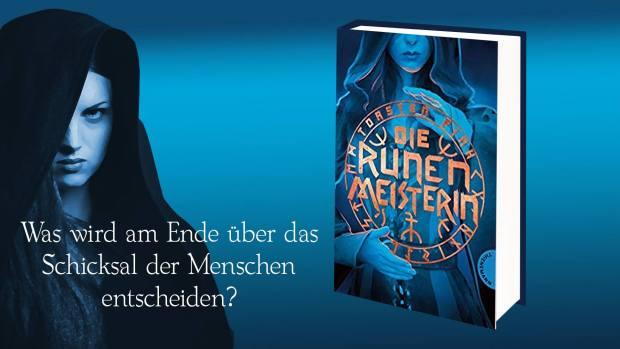 Banner Die Runenmeisterin