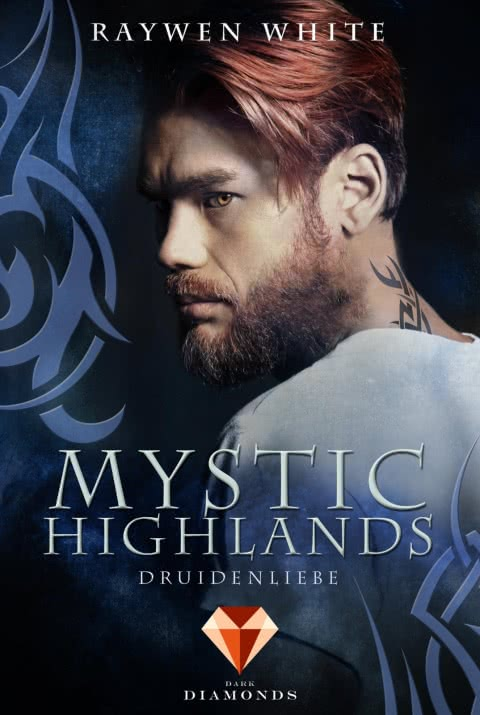 Cover Mystic Highlands Druidenliebe Raywen White