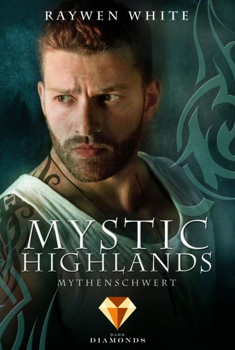 Cover Mystic Highlands Mythenschwert Raywen White