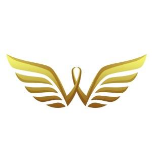 Bügelbild Goldwings
