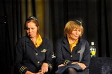 Stewardessen unter sich