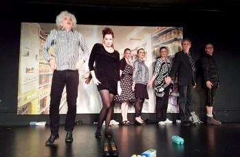 Hyterikon Premiere, Theas Theater, Bergisch Gladbach