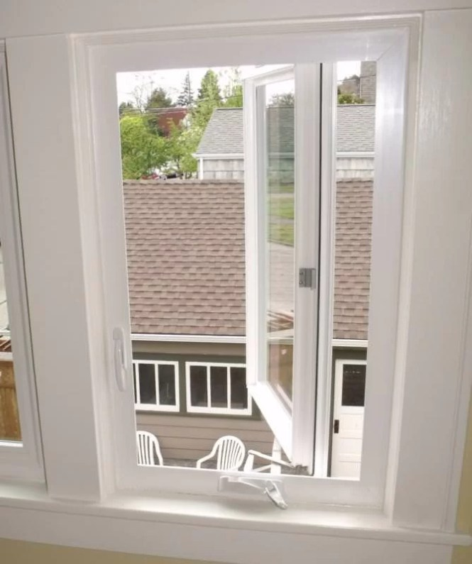 Window That Does Not Meet Egress Requirements Bedroom Escape Rescue Charles Buell Inspections Inc