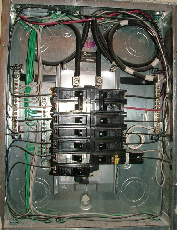 main panel wiring diagram main service panel wiring diagram wiring diagrams electric system grounding inspection diagnosis repair