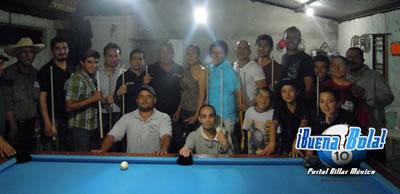 """1 Torneo Nacional por Invitación """"La Esperanza 2012"""""""