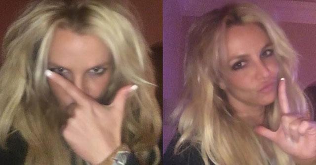Falsa muerte de Britney Spears