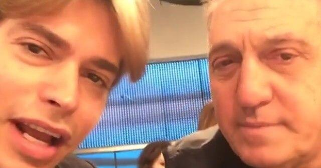 Franco De Vita y Carlos Baute realizan concierto para ayudar a Venezuela
