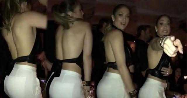 Jennifer López enciende Instagram con sexy baile