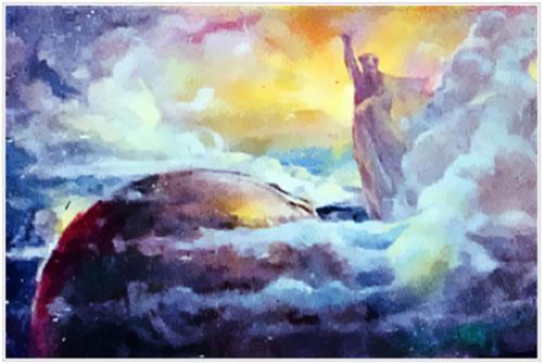 Resultado de imagen de La relación entre Dios y el resto de los seres.