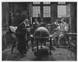Galileo visitado por un poeta