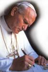 Juan Pablo II escribe