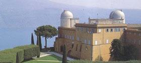 Observatorio del Vaticano en Castel Gandolfo