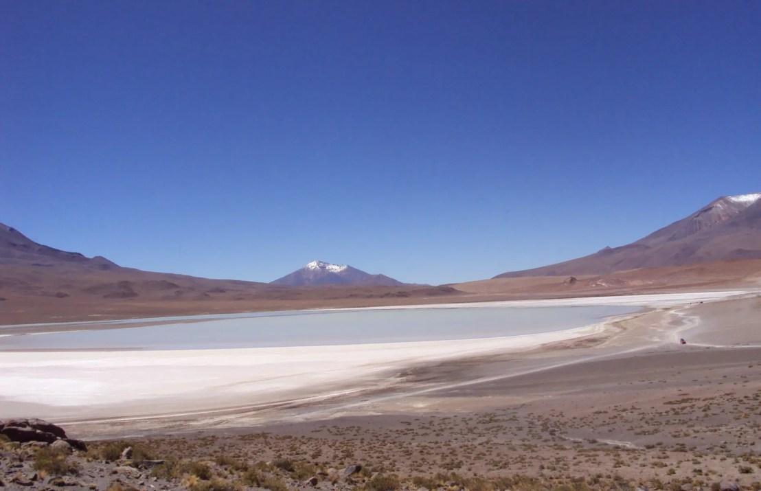 BOLIVIA UYUNI LAGUNA