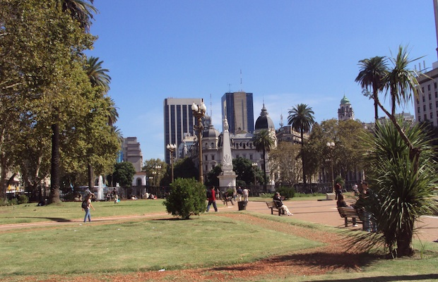 parques buenos aires