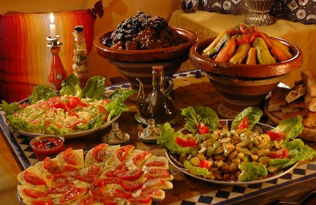 restaurante de bariloche comida