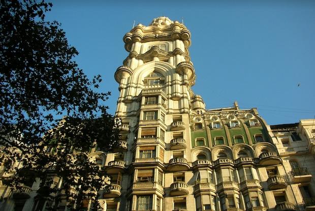 palacio barolo argentina