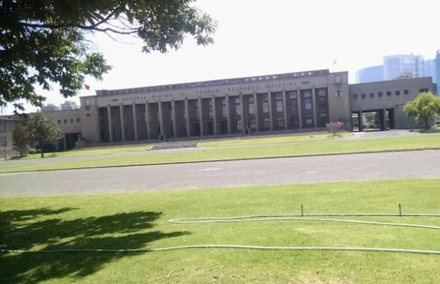 escuela militar santiago