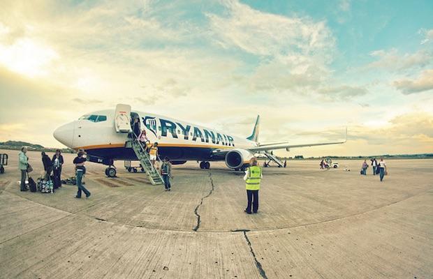 ryanair aviao