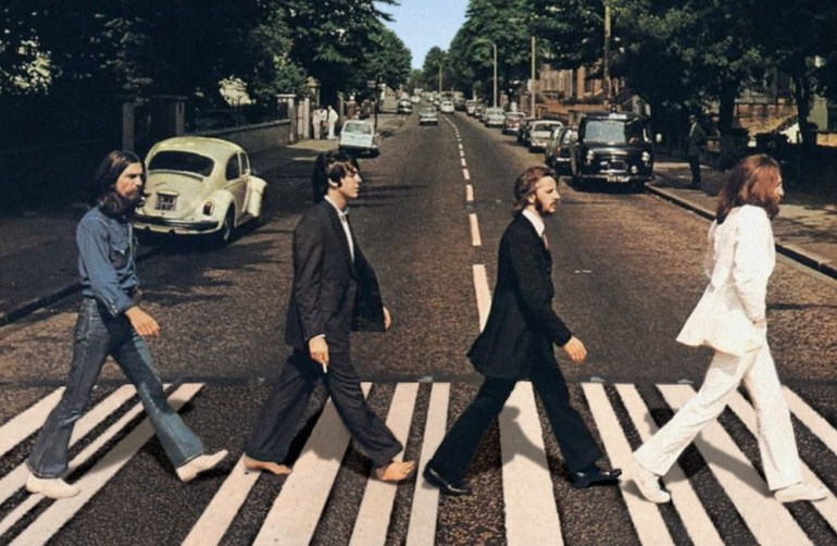 abbey road beatles album