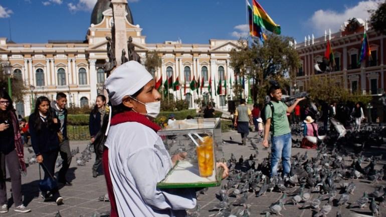 pombos la paz