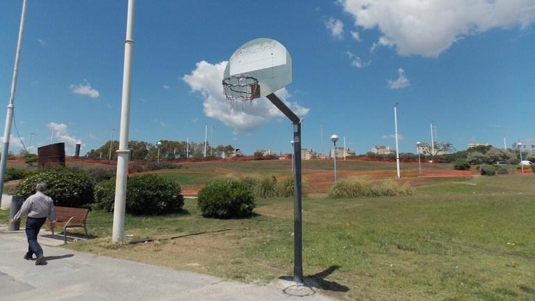 praias barcelona basquete
