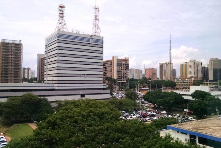 setor hoteleiro norte brasilia