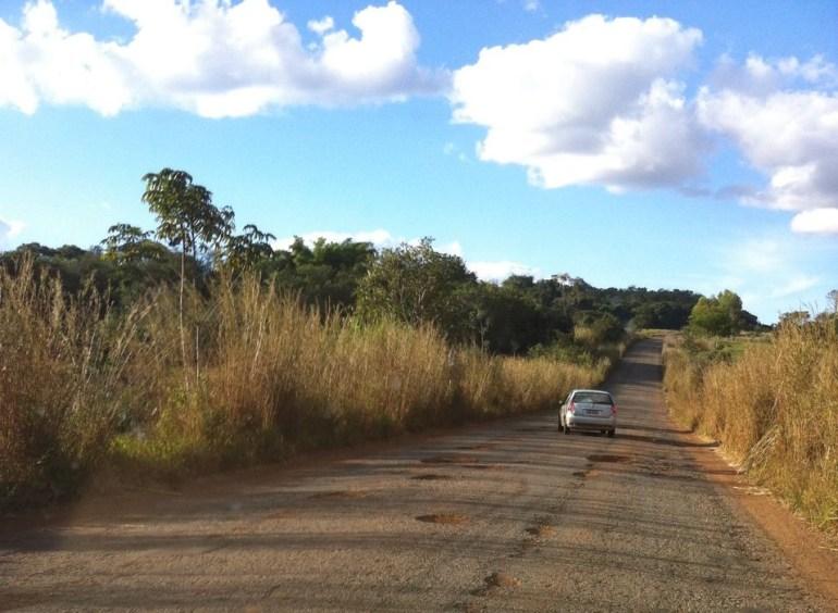 estrada brasilia caldas novas
