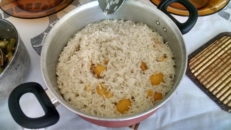 arroz com pequi goiás