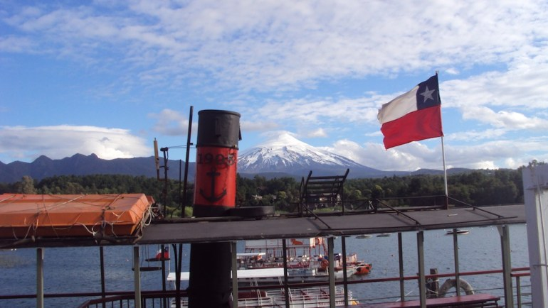 pucon villarrica chile