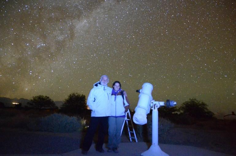telescopio atacama chile