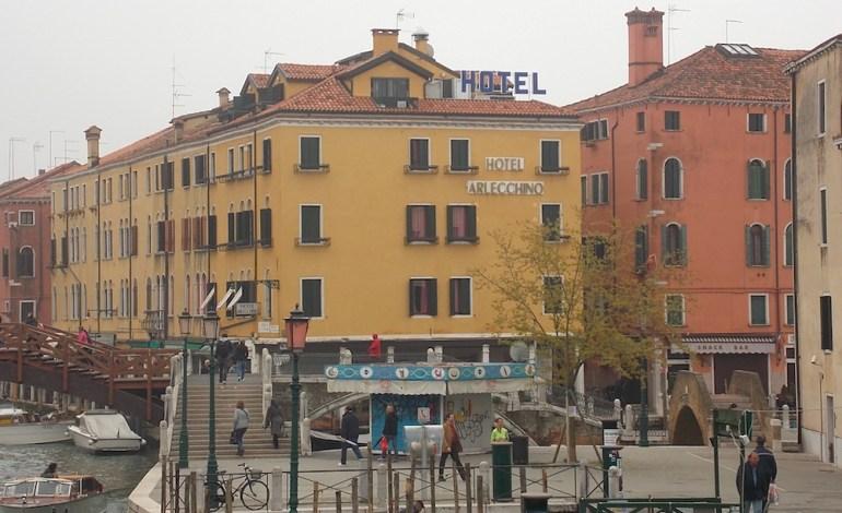dicas hotel veneza