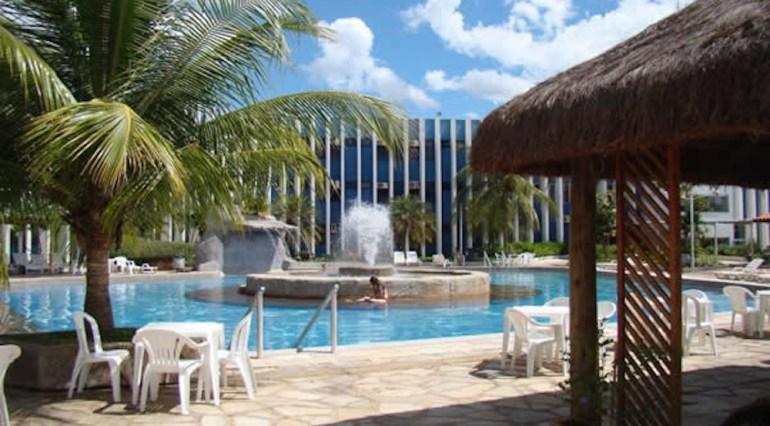 hoteis em caldas novas hotel ctc