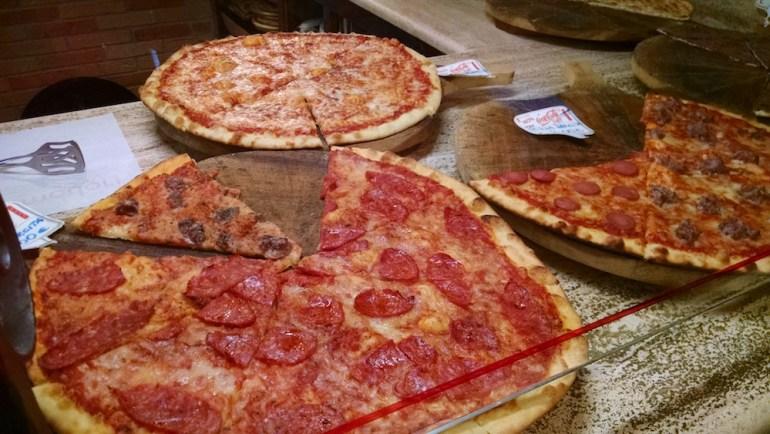 pizza lucca italia