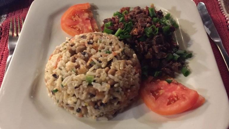 comidas tipicas ceara baiao de dois