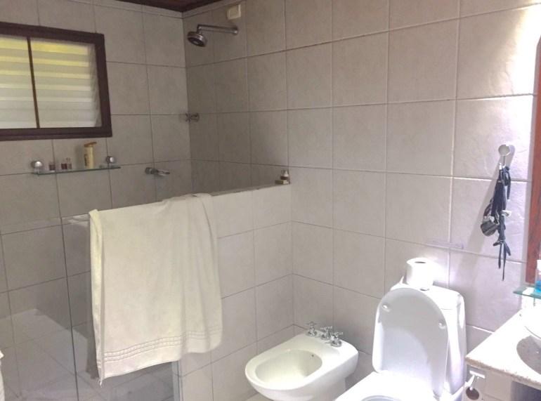 banheiro pousada jeriba jericoacoara