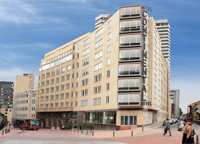 continental hotel bogota