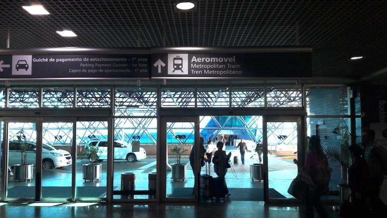 aeroporto porto alegre aeromovel