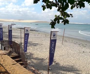 As 3 melhores praias de Jericoacoara