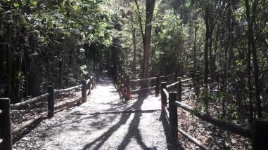 entrada trilha parque nacional brasilia agua mineral
