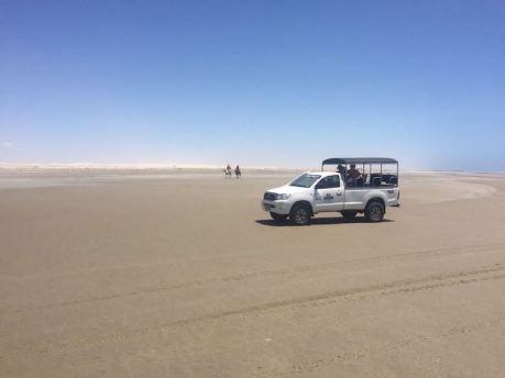 Marinete, as caminhonetes adaptadas para passageiroas