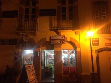 Loja no centro histórico
