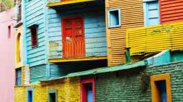 O colorido Caminito