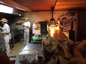 Hamburgueria Chef Burger Parque 93