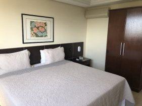 Quarto do hotel em Goiânia